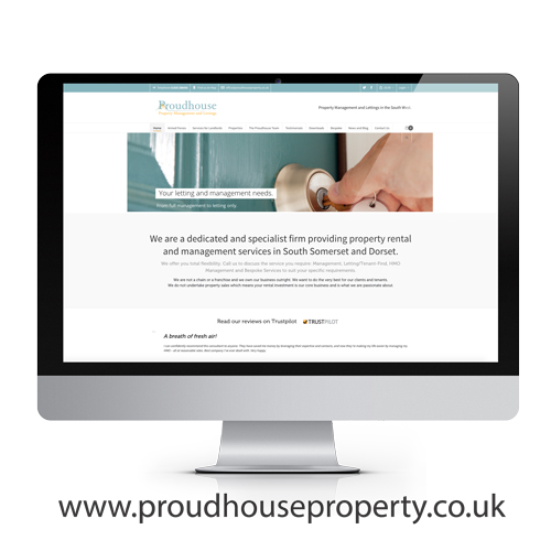 proudhouse property website