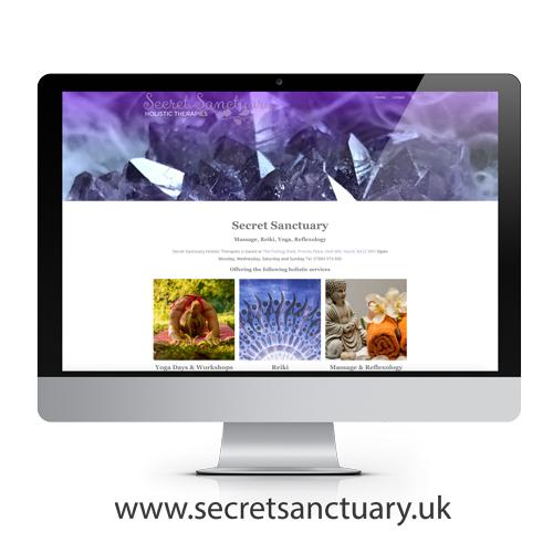 secret sanctuary website